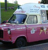 Obama unveils anti-crime plan: Cops drive ice cream trucks in black neighborhoods