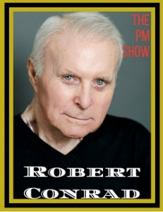 The Lounge with Robert Conrad