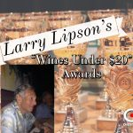 "Larry Lipson's best ""Wines under $20"" finalists"