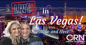 Live in Las Vegas with Mike and Ness
