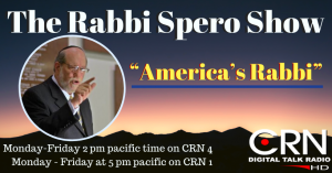 The Rabbi Spero Show