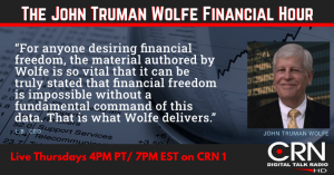 The John Truman Wolfe Financial Hour