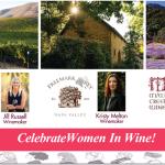 Celebrate Women in Wine Virtual Tasting