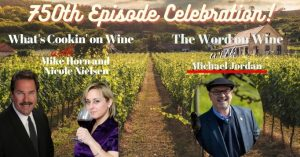 What's Cookin' on Wine Turns 750!